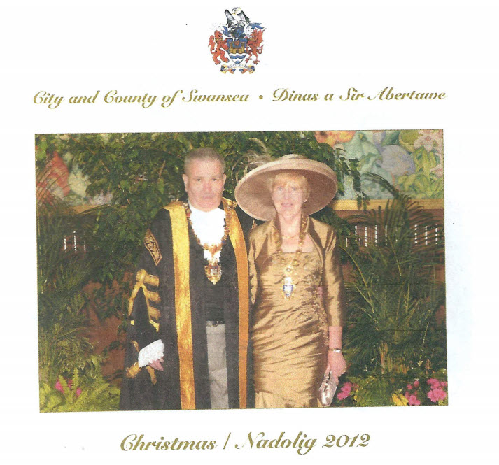 Lord Mayor Merry Christmas