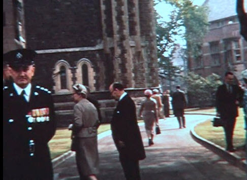 1950's Video at St Peters Church