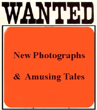 Wanted - Photographs and Tales